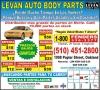Levan Auto Body Parts