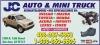 JC Auto & Mini Truck