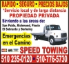 Speed Towing