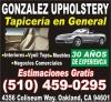 Gonzalez Upholstery