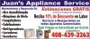 Juan's Appliance Service