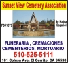 Sunset View Cemetery Association
