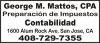George M. Mattos CPA
