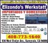 Elizondo's Werkstatt